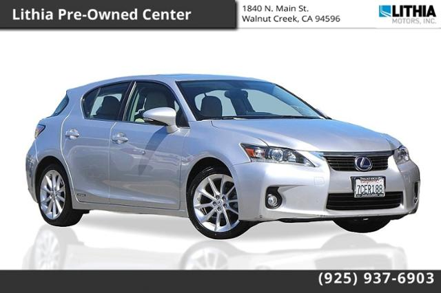 Lexus CT 200h Under 500 Dollars Down
