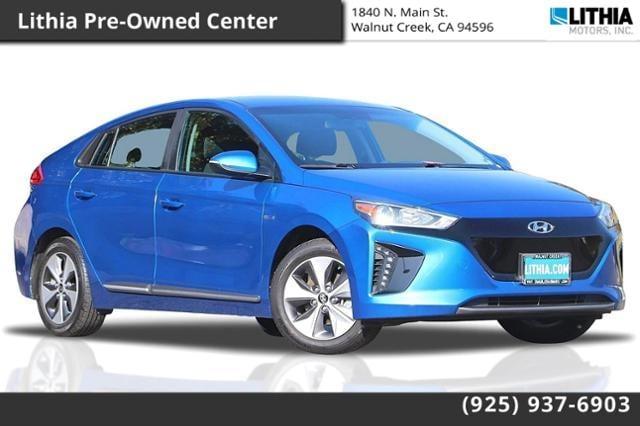 Hyundai Ioniq Electric Under 500 Dollars Down