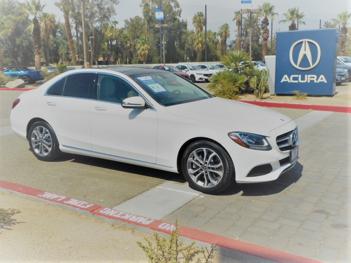 Mercedes-Benz C-Class Under 500 Dollars Down