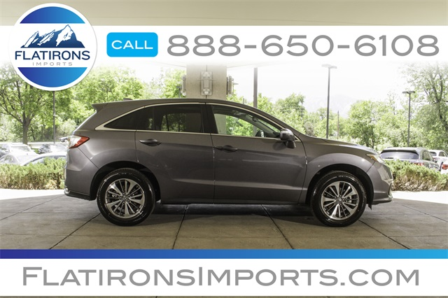 new and used acura rdx for sale in denver co u s news world report. Black Bedroom Furniture Sets. Home Design Ideas