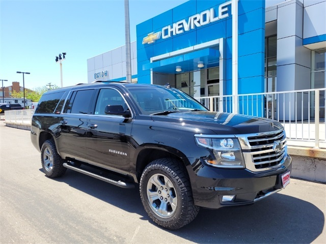 Denver, CO - 2017 Chevrolet Suburban