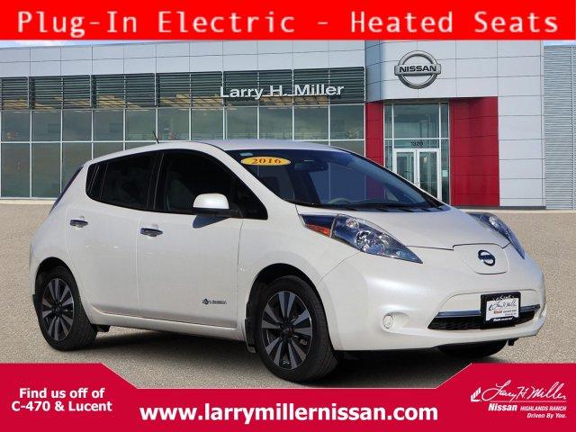 2016 Nissan Leaf