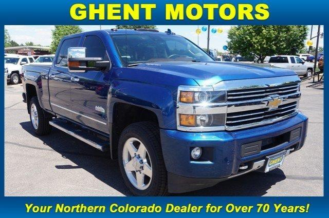 New And Used Chevrolet Silverado 2500hd Built After Aug 14