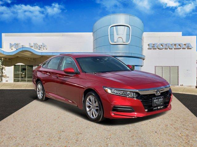 2018 Honda ACCORD SEDAN LX 1.5T photo