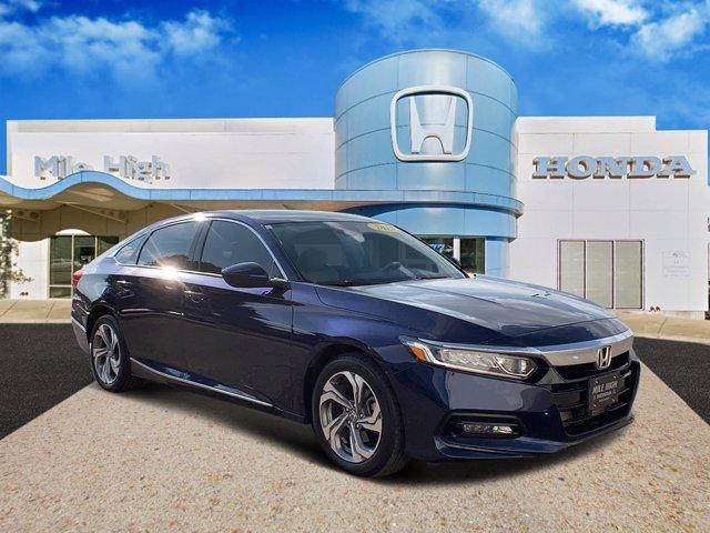 2018 Honda ACCORD SEDAN EX photo