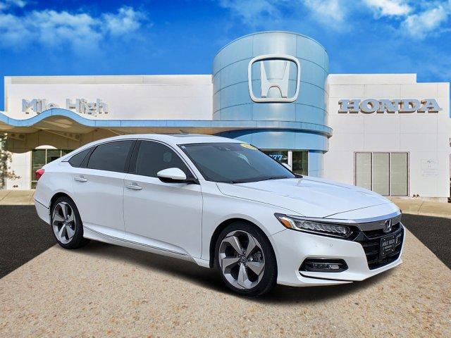 2018 Honda ACCORD SEDAN Touring images