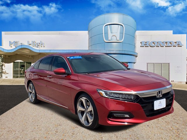 2018 Honda ACCORD SEDAN Touring 2.0T photo