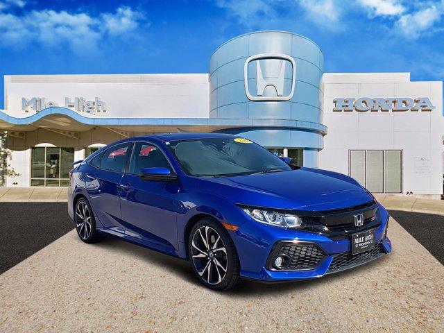 Honda Civic Si Sedan Under 500 Dollars Down
