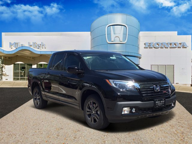 2019 Honda Ridgeline Sport photo