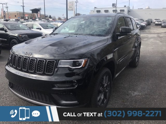 2019 Jeep Grand Cherokee Limited photo