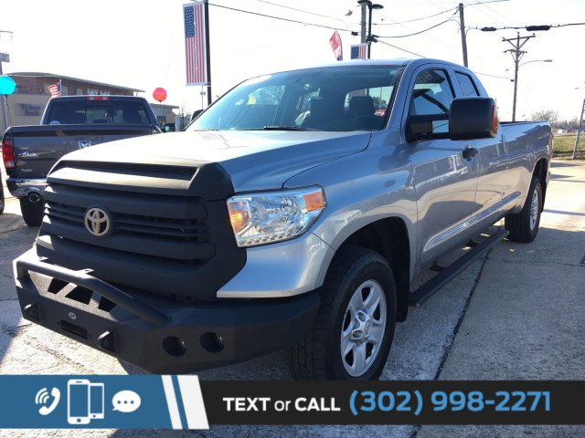 Toyota Tundra 4WD Truck Under 500 Dollars Down