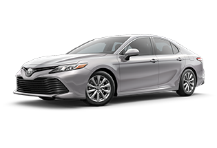 2019 Toyota Camry LE images