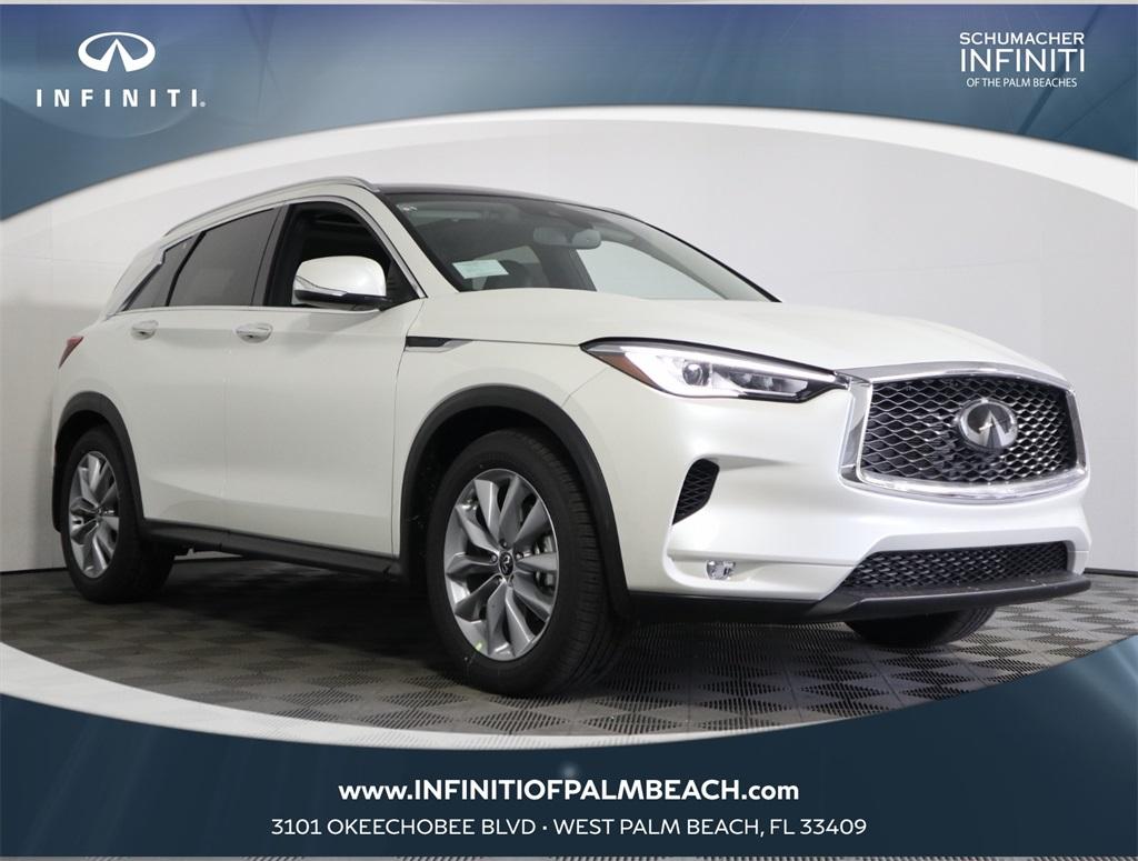 2020 Infiniti QX50 LUXE photo