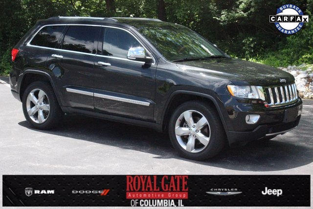 2011 jeep grand cherokee overland in columbia il for sale 19 700. Cars Review. Best American Auto & Cars Review
