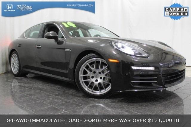 Ed Napleton Honda >> New and Used Porsche Panamera For Sale in Chicago, IL ...
