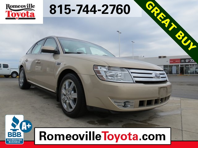 Rent To Own Ford Taurus in Joliet