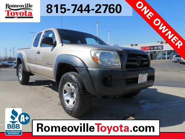 Rent To Own Toyota Tacoma in Joliet