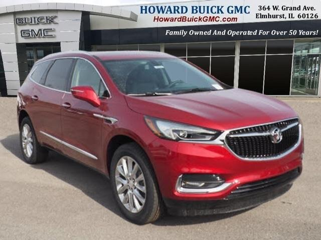 2018 Buick Enclave Essence photo