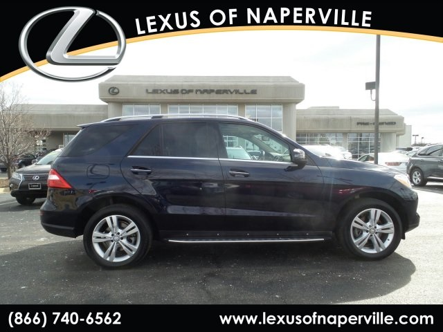 Used mercedes benz ml for sale in chicago il u s news for Mercedes benz of naperville il