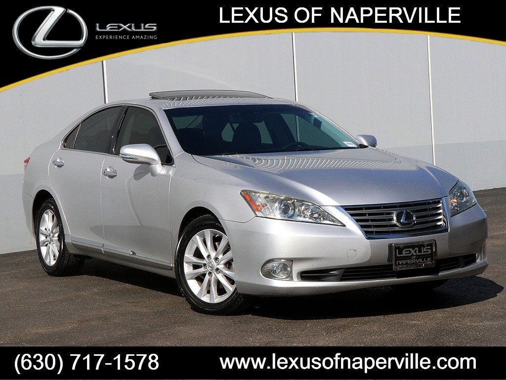 Lexus ES 350 Under 500 Dollars Down