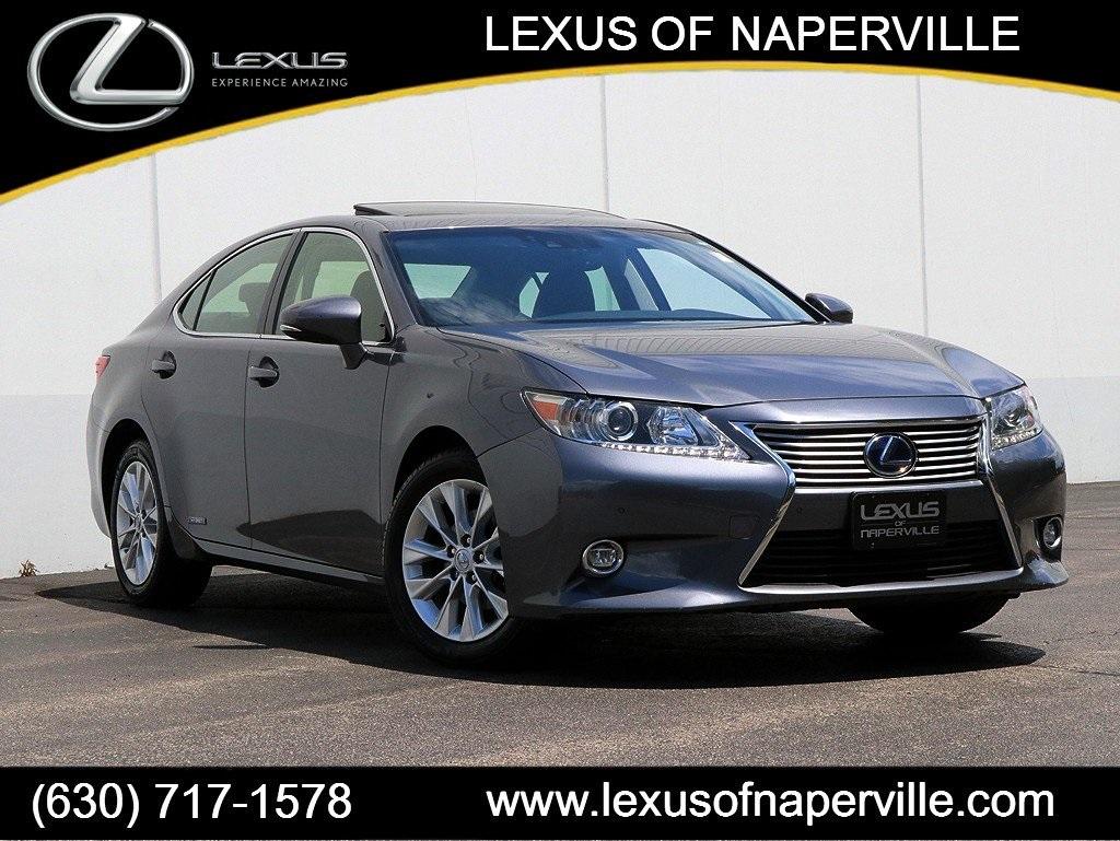 Lexus ES 300h Under 500 Dollars Down