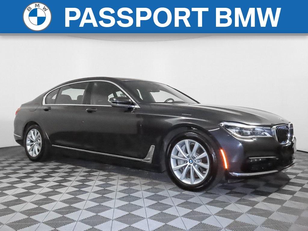 2018 BMW 7 Series