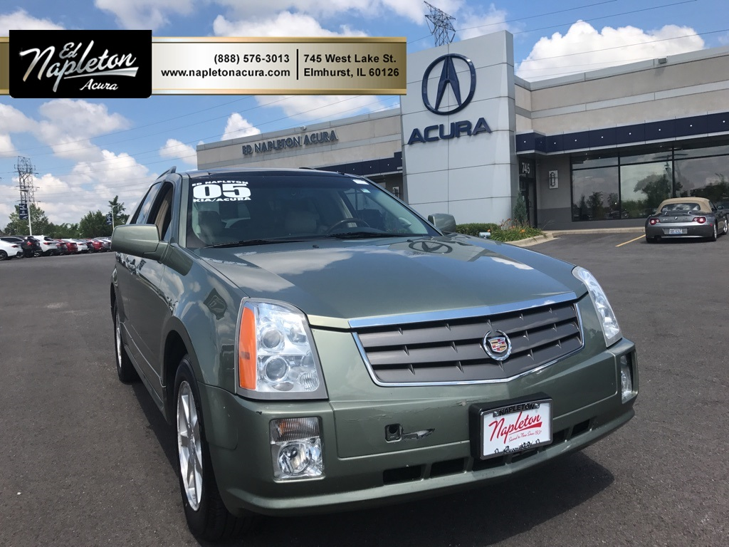 Rent To Own Cadillac SRX in Elmhurst