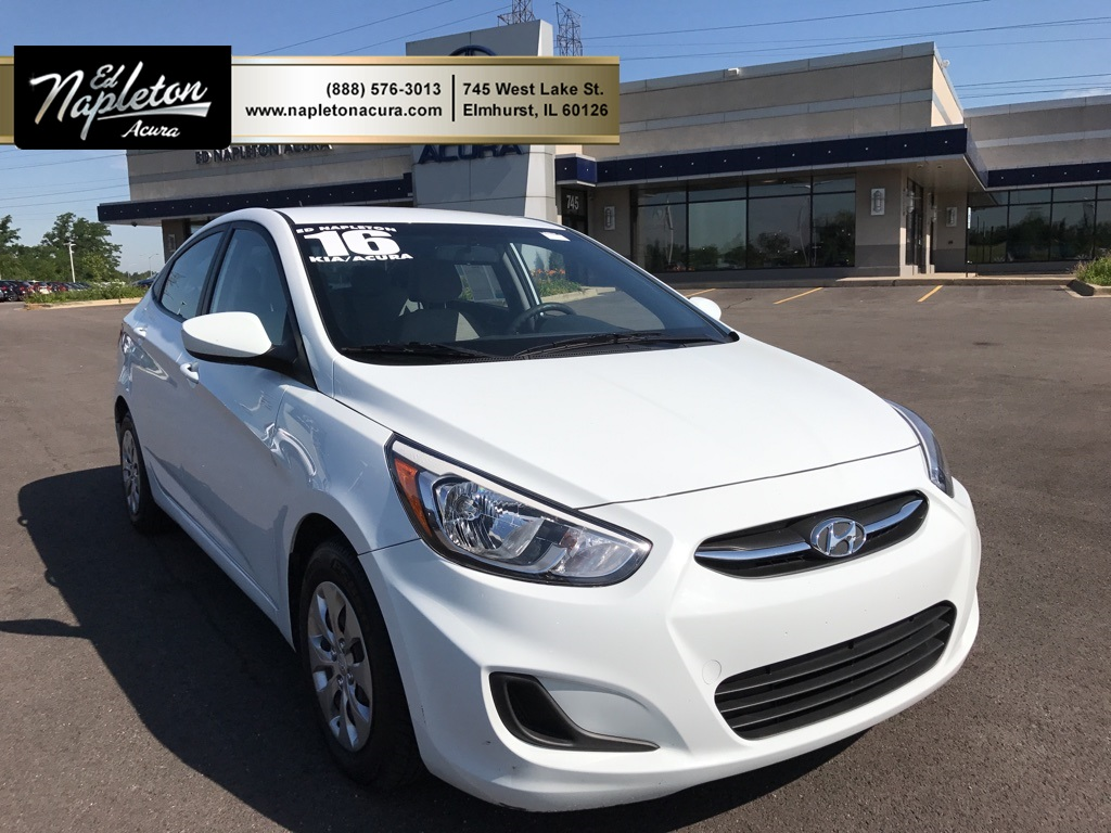 Rent To Own Hyundai Accent in Elmhurst