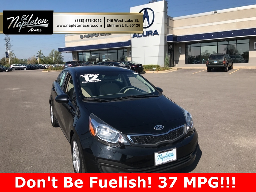 Rent To Own Kia Rio in Elmhurst