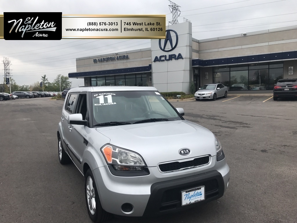 Rent To Own Kia Soul in Elmhurst