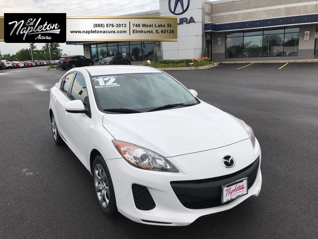 Rent To Own Mazda Mazda3 in Elmhurst