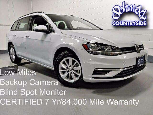 Volkswagen Golf SportWagen Under 500 Dollars Down