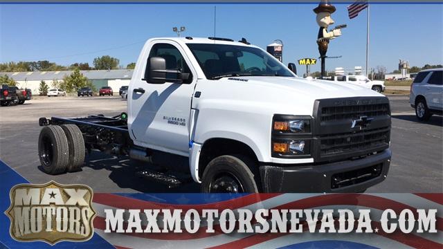 2020 Chevrolet Silverado MD Work Truck photo