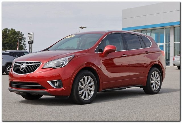 2020 Buick Envision  photo