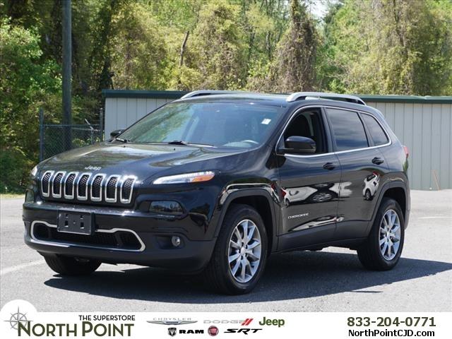2018 Jeep Cherokee  photo
