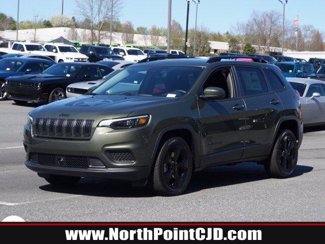 2021 Jeep Cherokee Latitude photo