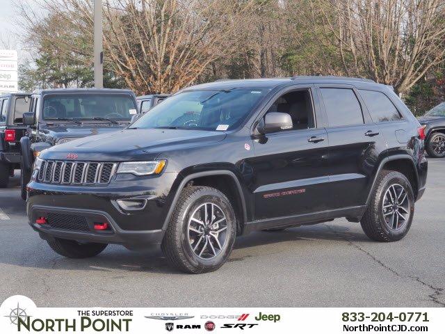 2021 Jeep Grand Cherokee  photo