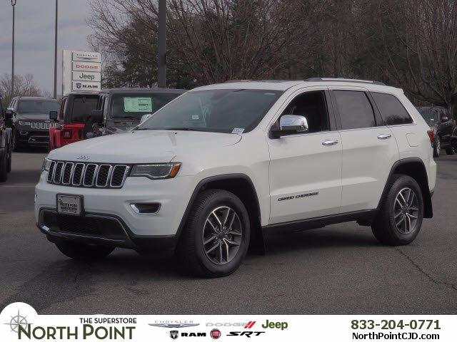 2020 Jeep Grand Cherokee Limited photo