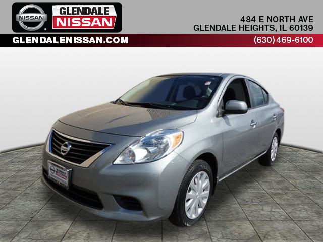 Rent To Own Nissan Versa in Glendale Heights
