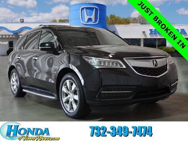 Acura MDX Under 500 Dollars Down