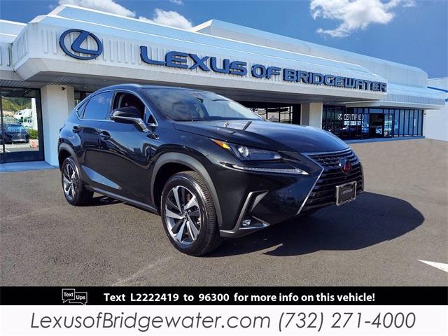 2020 Lexus NX