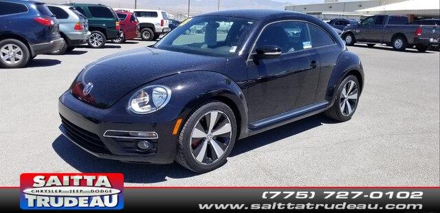 2013 Volkswagen Beetle Coupe
