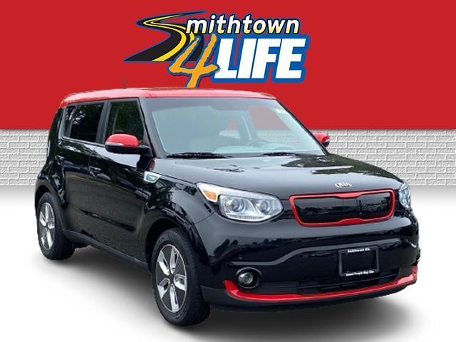 Kia Soul EV Under 500 Dollars Down