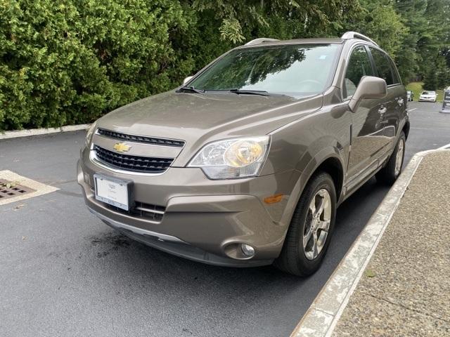 Chevrolet Captiva Sport Fleet Under 500 Dollars Down