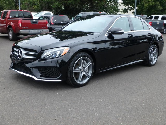 Eugene, OR - 2015 Mercedes-Benz C-Class