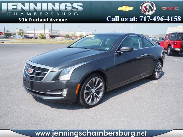 Cadillac ATS Coupe Under 500 Dollars Down