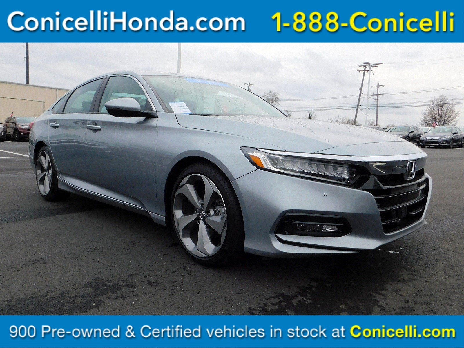 2018 Honda ACCORD SEDAN Touring 1.5T photo