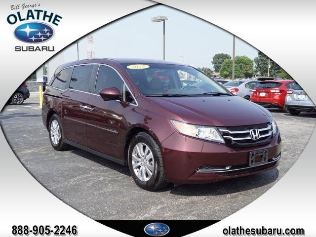 2015 Honda Odyssey EX photo