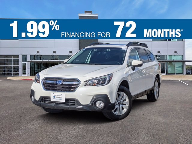 2019 Subaru Outback Premium photo