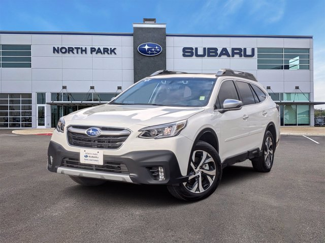 2021 Subaru Outback Touring XT photo